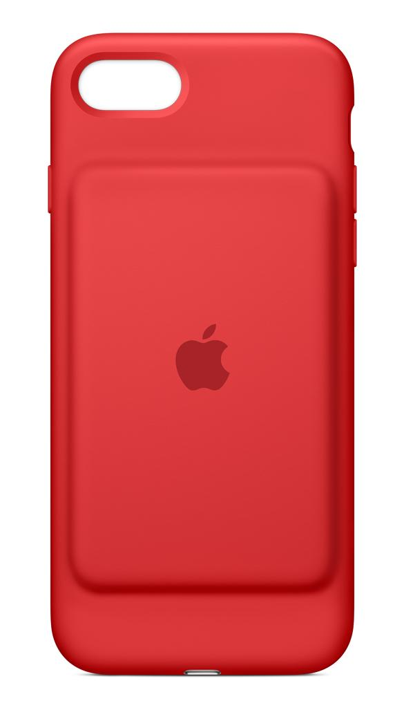 huge selection of 991fd bff91 Apple Battery Case for iPhone 7 - Red
