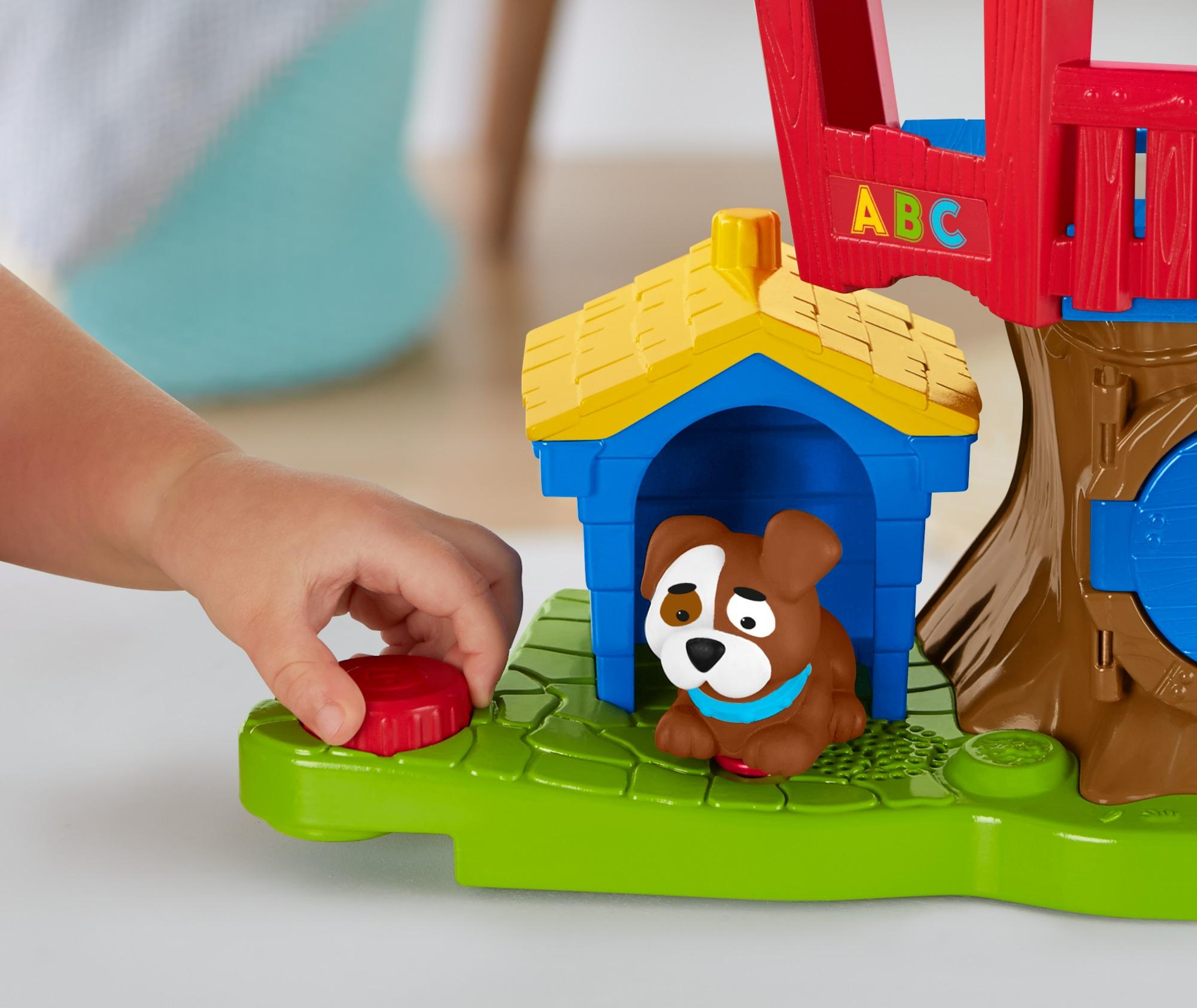 Amazon.com: Fisher-Price Little People Swing & Share