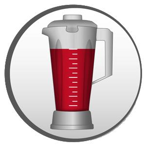 Moulinex picadora 1,2,3 Ultimate Incluye batidora de 1,5 L