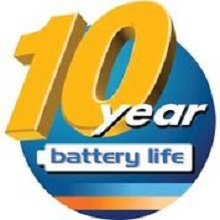 10 Year Battery Life