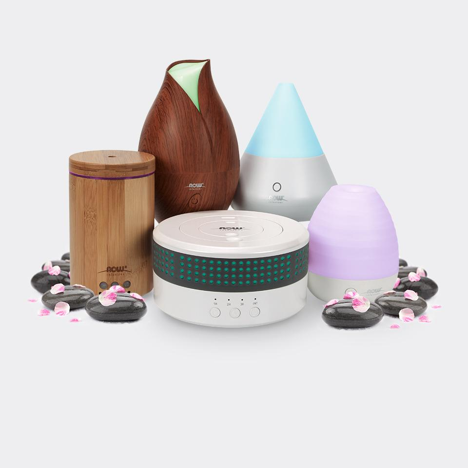 now ultrasonic essential oil diffuser health personal care. Black Bedroom Furniture Sets. Home Design Ideas