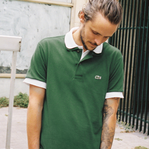 Lacoste polo shirt L.12.12 - an inspired, stylish look