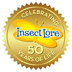 Insect Lore 50th Anniversary Logo