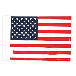 Patriotic Themed Motorcycle Flag 6x9 Heavy USA MADE You Choose Many Styles