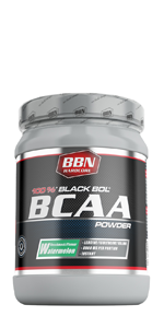 BBN Hardcore BCAA Black Bol Powder Watermelon