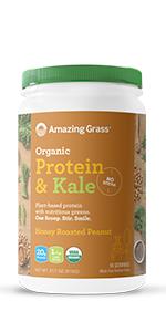 Protein & Kale