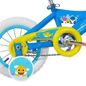 Baby Shark 12'' Bike