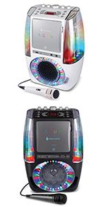 CD Karaoke Machine
