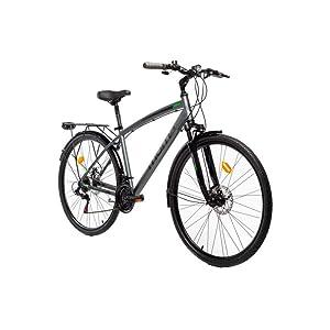 Moma Bikes Bicicleta Trekking Shimano 21 Vel. Aluminio, Ruedas de ...