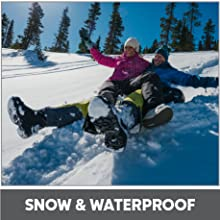 Snow and Waterproof