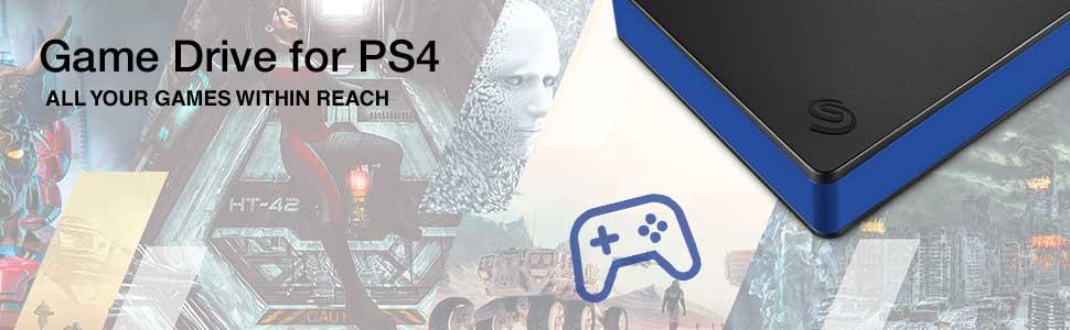 PS4 Drive, Gaming Drive, Ps4 gaming, Ps4 games, 2tb hard drive, seagate 2tb external hard disk