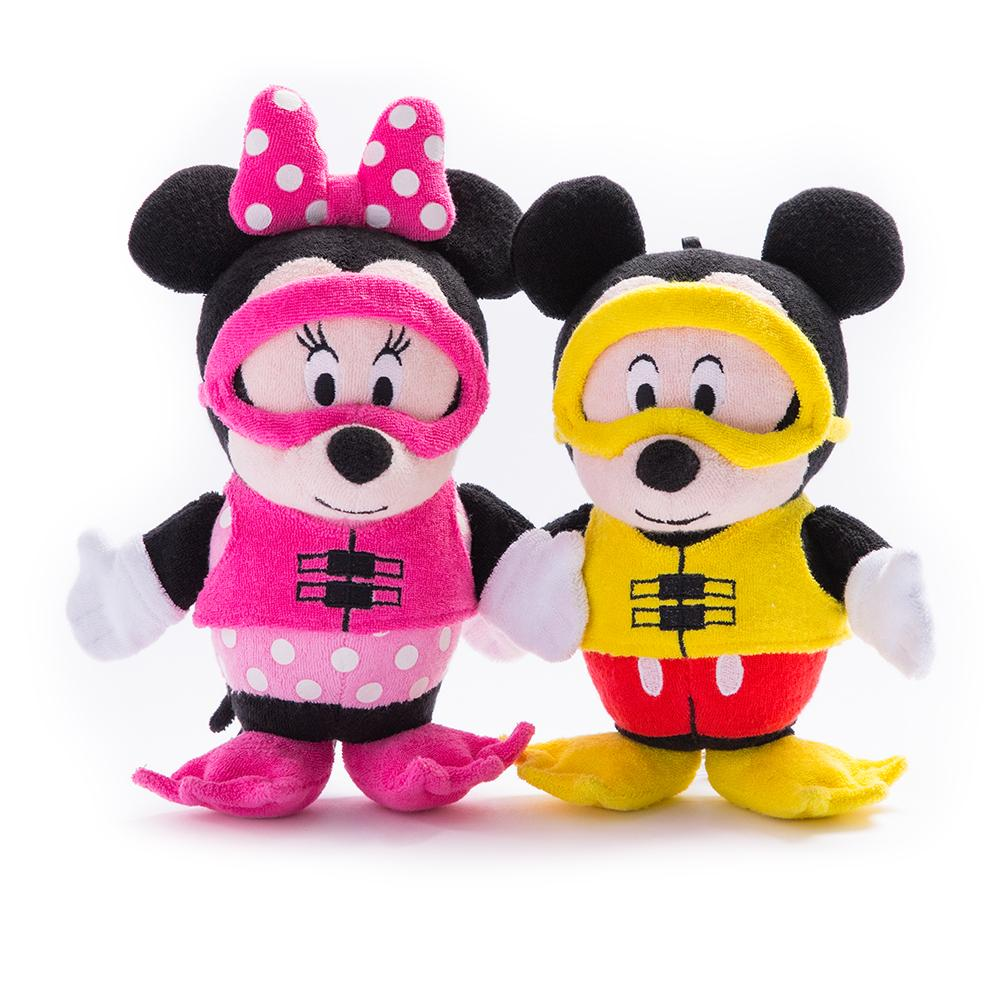 SoapSox Disney Minnie Mouse Baby Bath Toy Sponge Soap Sox SSDisMn01