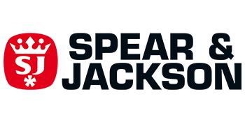 Spear and Jackson Neill Tools, logo, tuingereedschap, groot en klein tuingereedschap