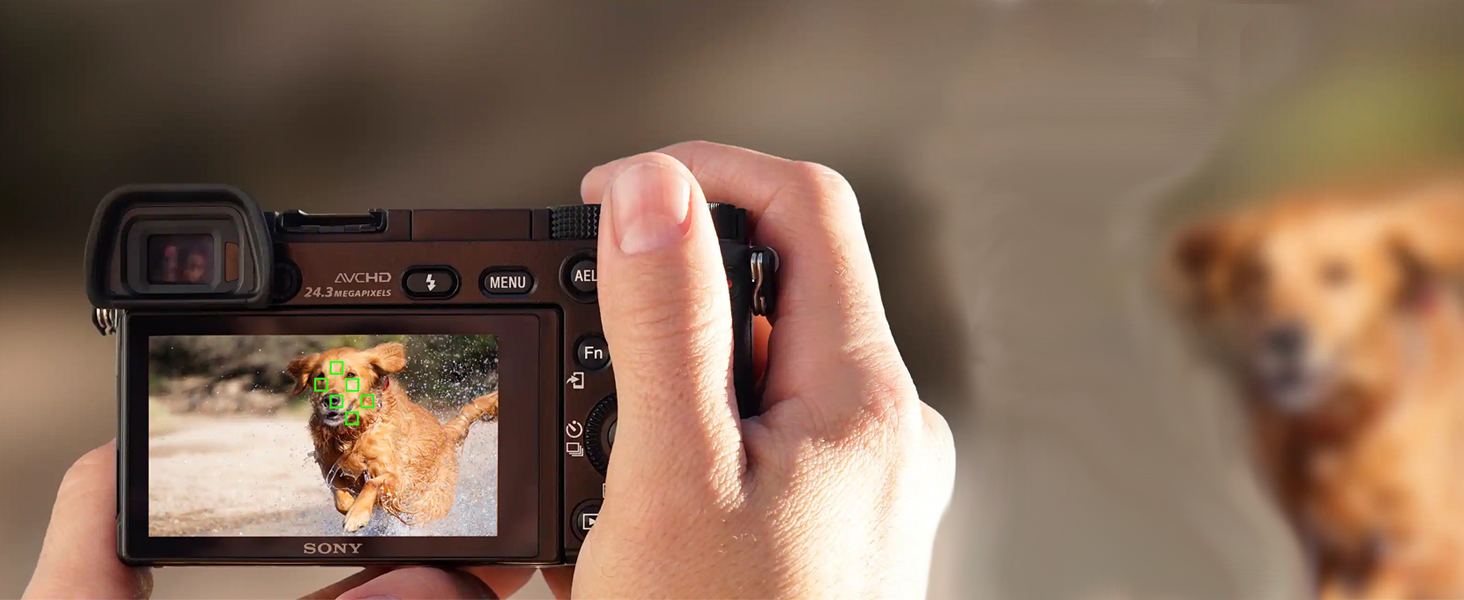 Sony A6000 Interchangeable Lens Digital Camera With Amazon Co Uk Camera Photo