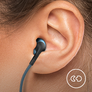 Comfort-fit Earbud