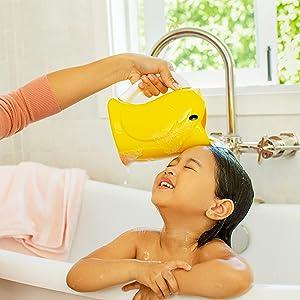 Duckling Bath Rinser