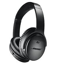 Bose over ear headphones, QuietComfort 35