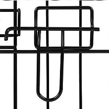 Cerradura en forma de L