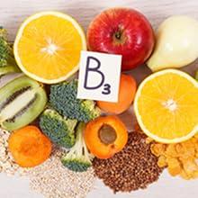 foods containing vitamin b3