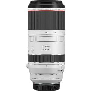 Canon Objektiv Rf 100 500mm F4 5 7 1l Is Usm Kamera