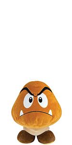 Club Mocchi Mocchi Mega Goomba Plush Toy