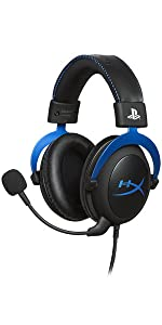 HyperX Cloud - Gaming Headset for PlayStation 4