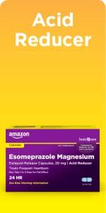 Acid Reducer Esomeprazole magnesium