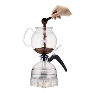 Electric Vacuum Coffee Maker, Siphon Coffee Brewer