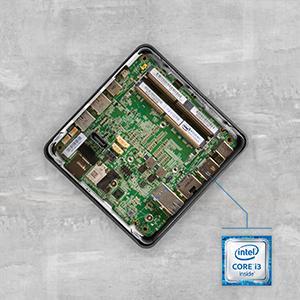 Intel NUC, NUC7i3BNK, Baby Canyon, i3