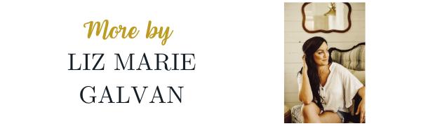 liz marie galvan, more books by liz marie galvan, cozy white cottage