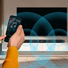 subwoofer, soundbar, tcl, smart tv