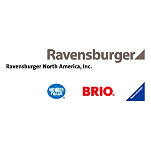 ravensburger, puzzles, games, brio, wonder forge