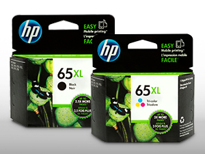 Get up to 25% savings with Original HP XL ink cartridges.