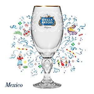 stella artois chalice limited edition super bowl commercial mexico peru tanzania water.org