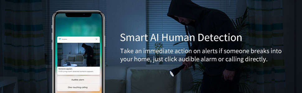 Amazon.com: Blurams Home Pro, cámara de seguridad 1080p HD ...