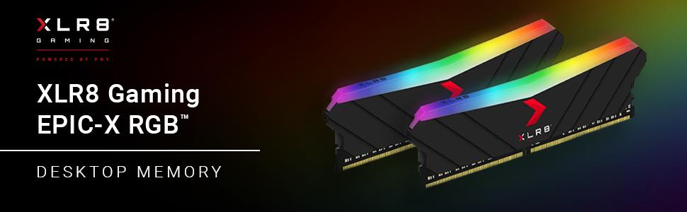 XLR8 Gaming EPIC-X RGB