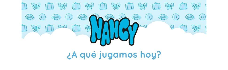 Nancy día haciendo mechas (Famosa 700013865)