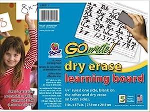 Amazon Com Gowrite Dry Erase Tent Cards 8 5 Quot X3 Quot 50