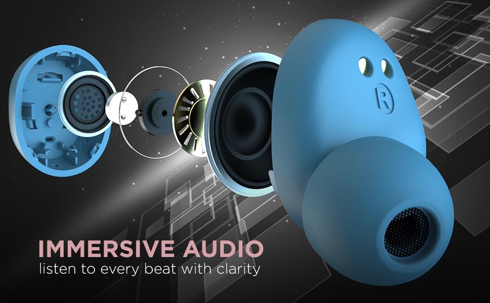 Immersive audio