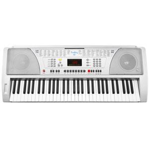 Digitales 61-Tasten Fun Keyboard E-Piano Klavier 100 Sounds 100 Rhythmen Display