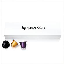 Cápsulas bienvenida nespresso