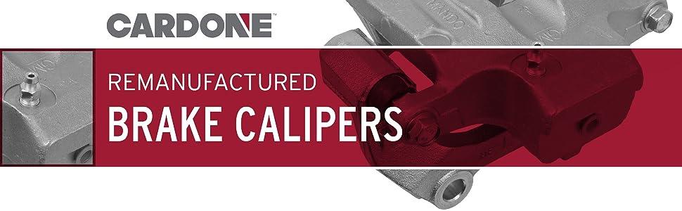 Cardone 19-B6277 Remanufactured Unloaded Disc Brake Caliper with Bracket