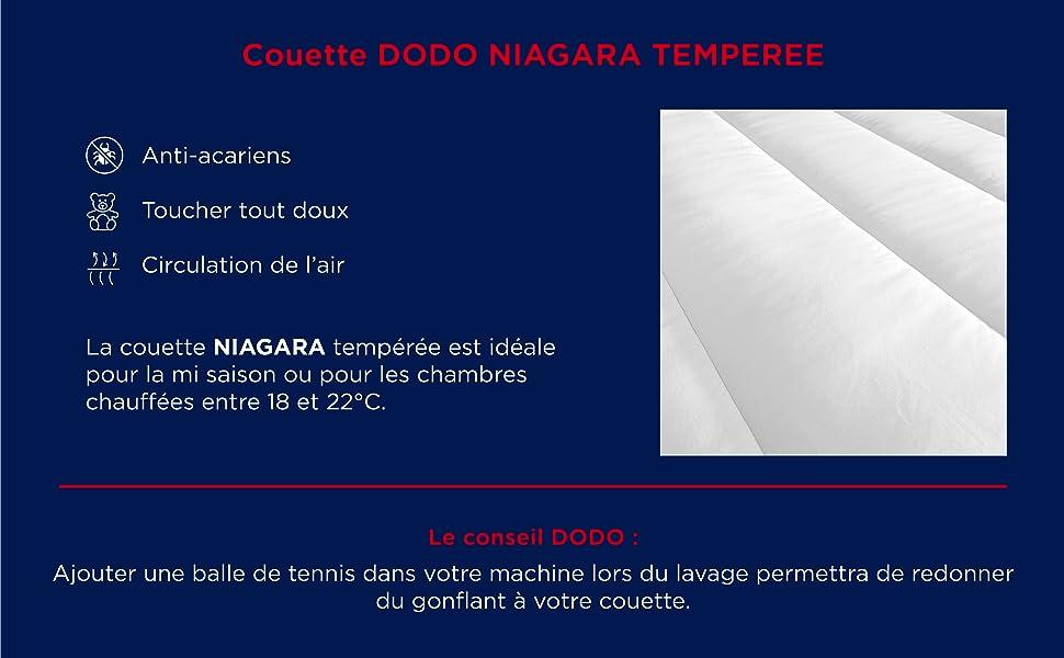 DODO_Couette NIAGARA