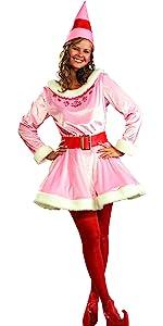 Pink Jovi Elf
