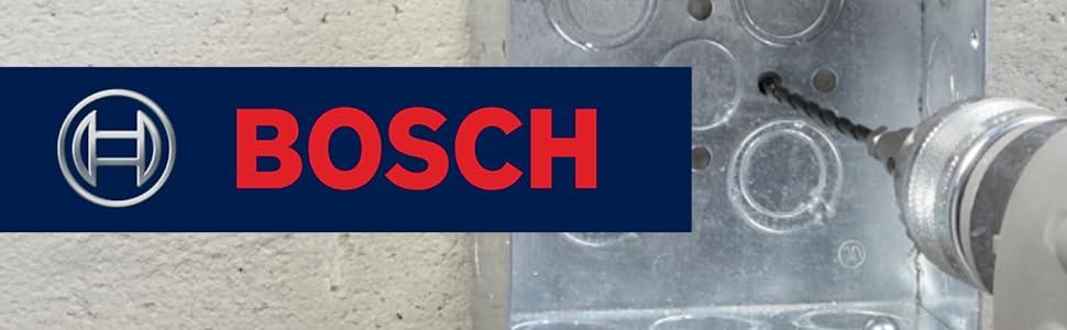 Bosch Concrete Screw Anchor System