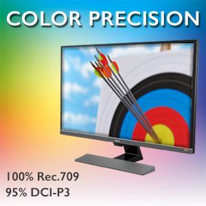 # BENQ EW3270U 32' 4K UHD HDR Monitor # AMD FreeSync