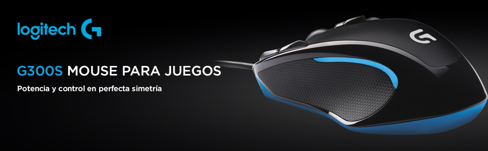 Mouse G300s