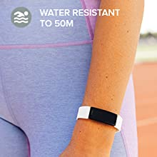 Water Resistant to 50m