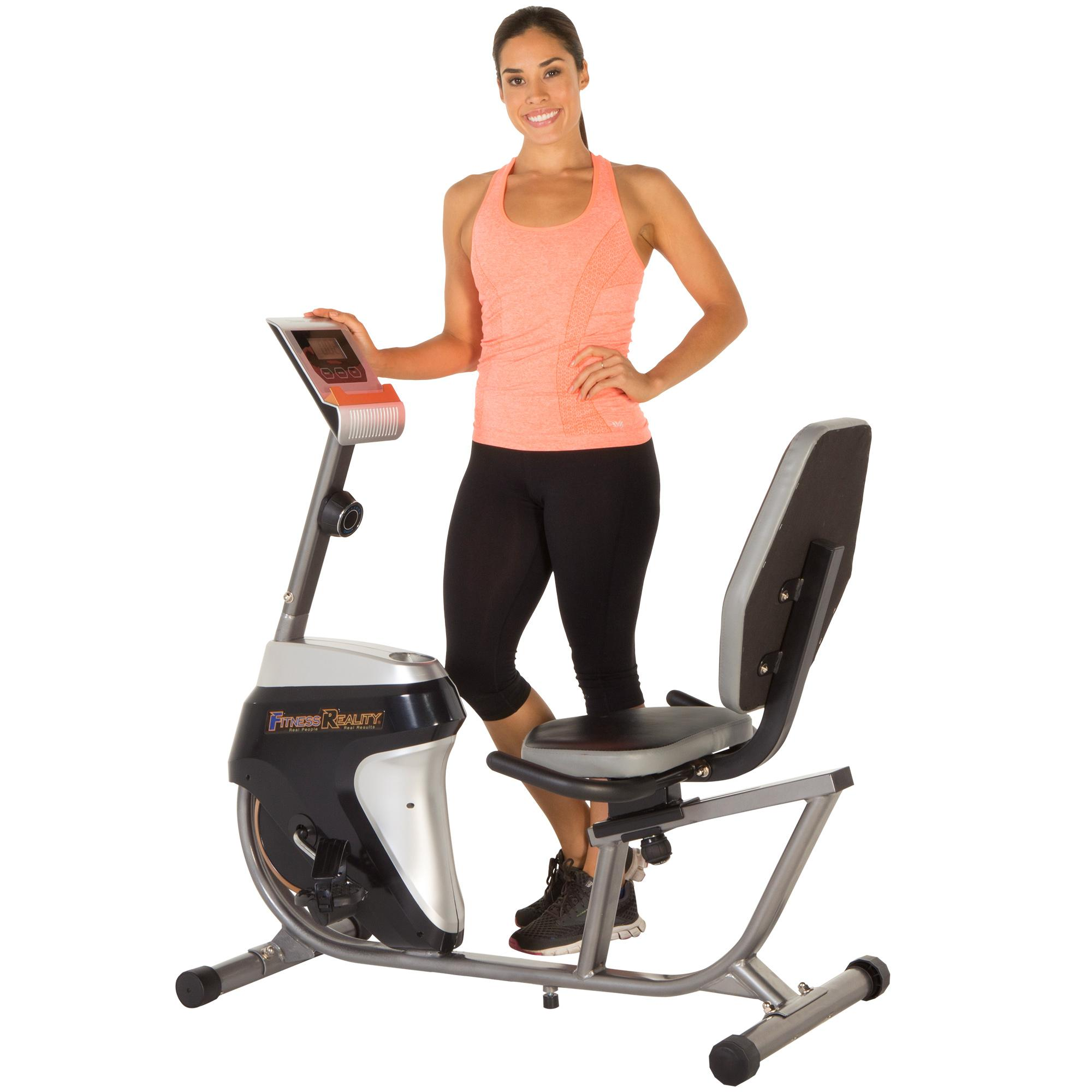 Exercise Bike Tall Person: Amazon.com : Fitness Reality R4000 Magnetic Tension