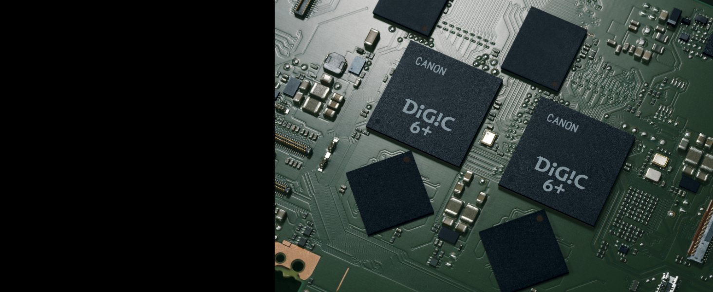 Dual DIGIC 6+